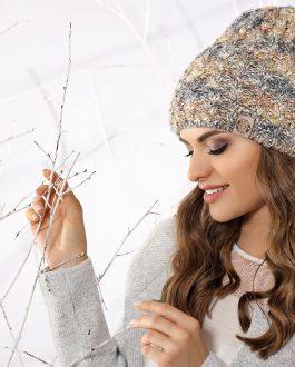 czapka zimowa damska Aneta