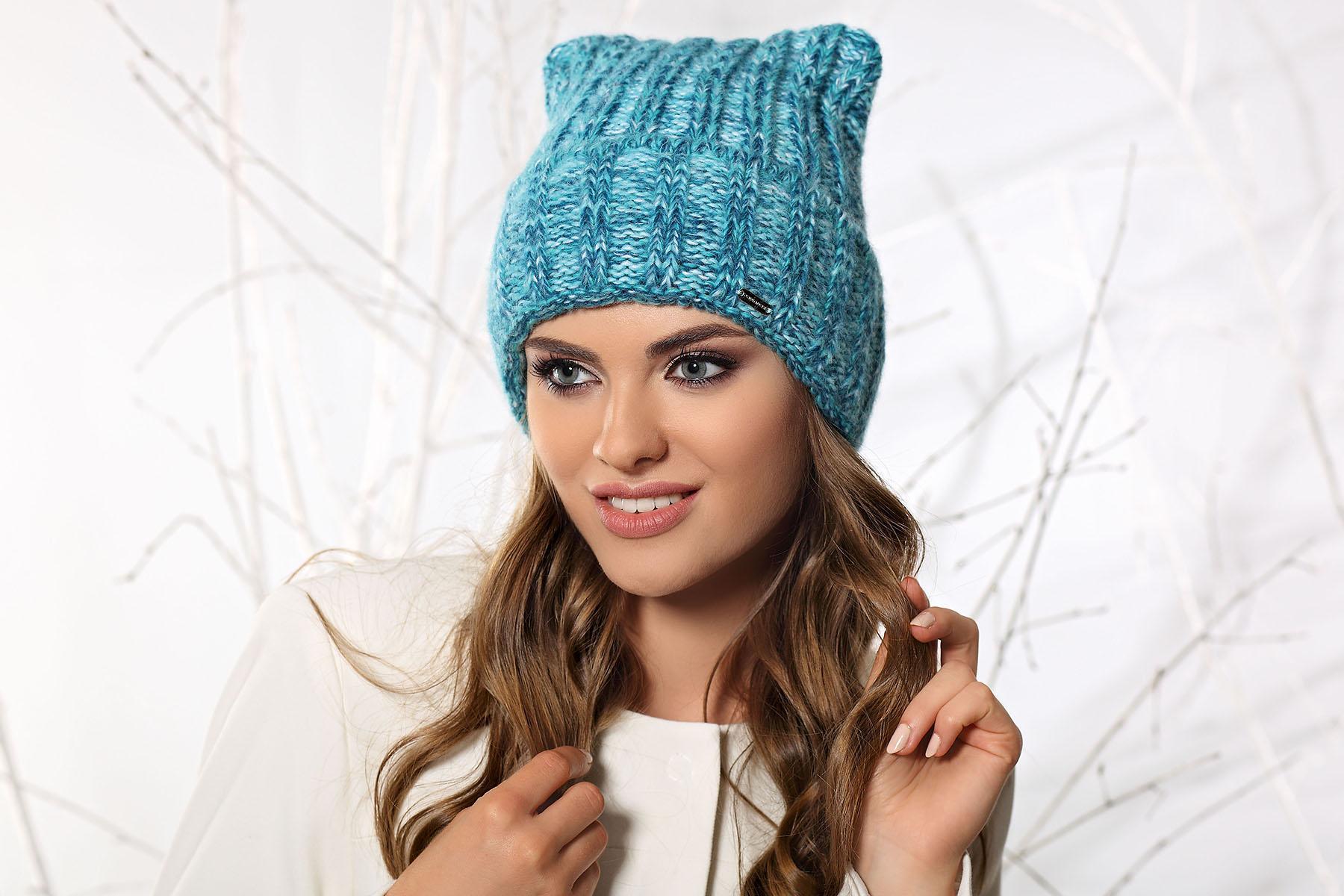 czapka zimowa damska Ksenia