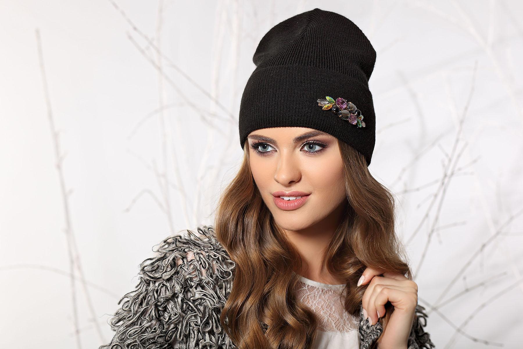 czapka zimowa damska Asana