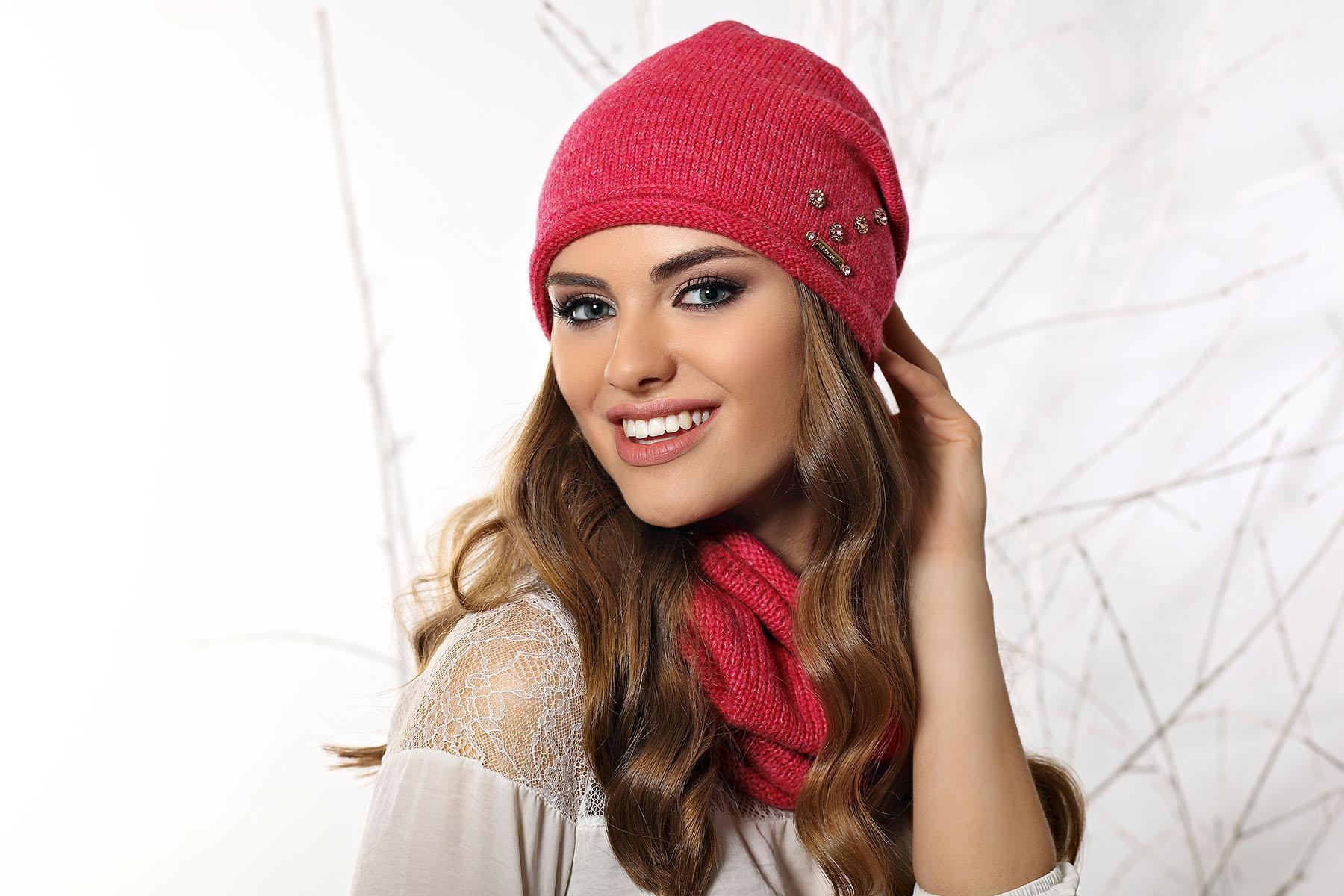 czapka damska Calla