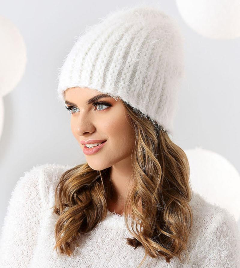 modna czapka zimowa damska Zoe