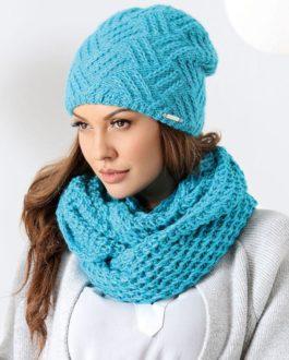 czapka zimowa damska Amelia