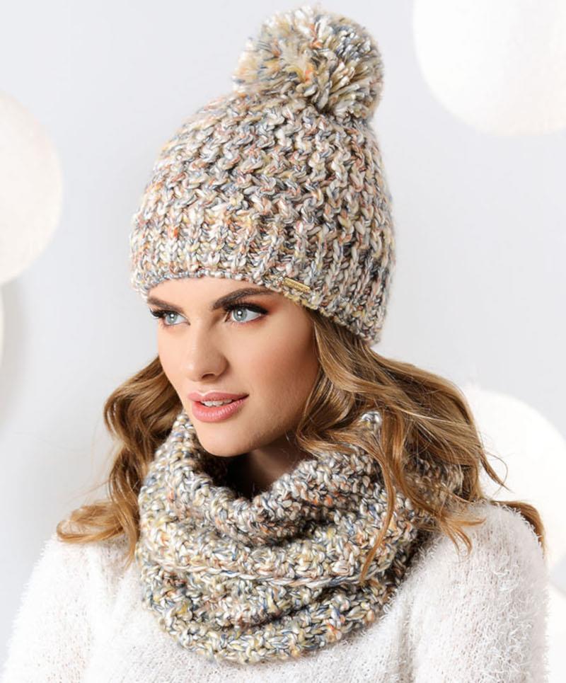 czapka zimowa damska Anita