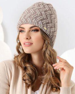 czapka zimowa damska Jagoda