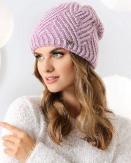 modna czapka zimowa damska Marcela