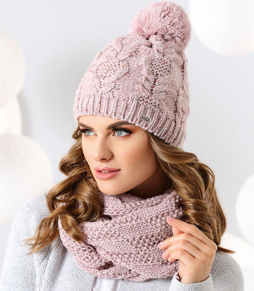 czapka zimowa damska Nadia
