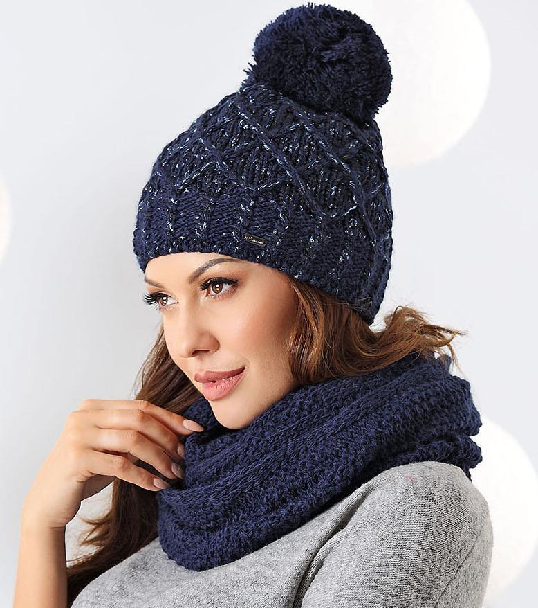 czapka zimowa damska Otylia