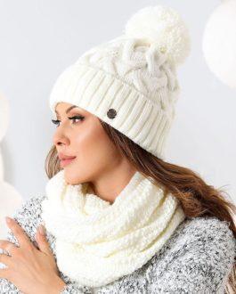 czapka zimowa damska Simona