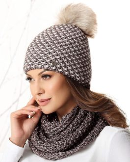 czapka zimowa damska Andrea