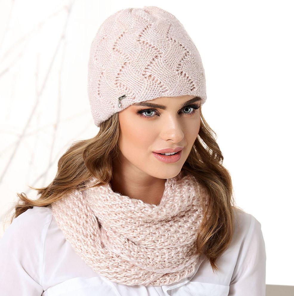czapka zimowa damska Emily