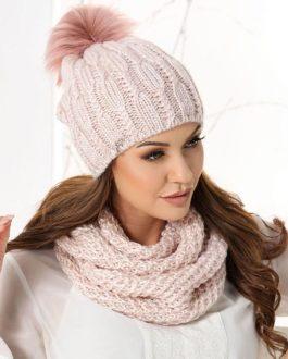 czapka zimowa damska Grace