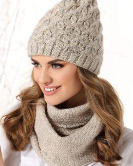 czapka zimowa damska Alice