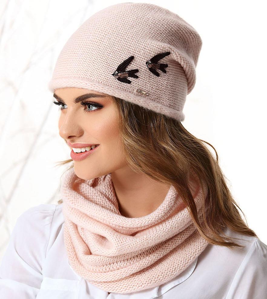 czapka zimowa damska Salome