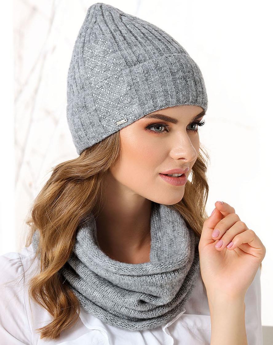 czapka zimowa damska Eva