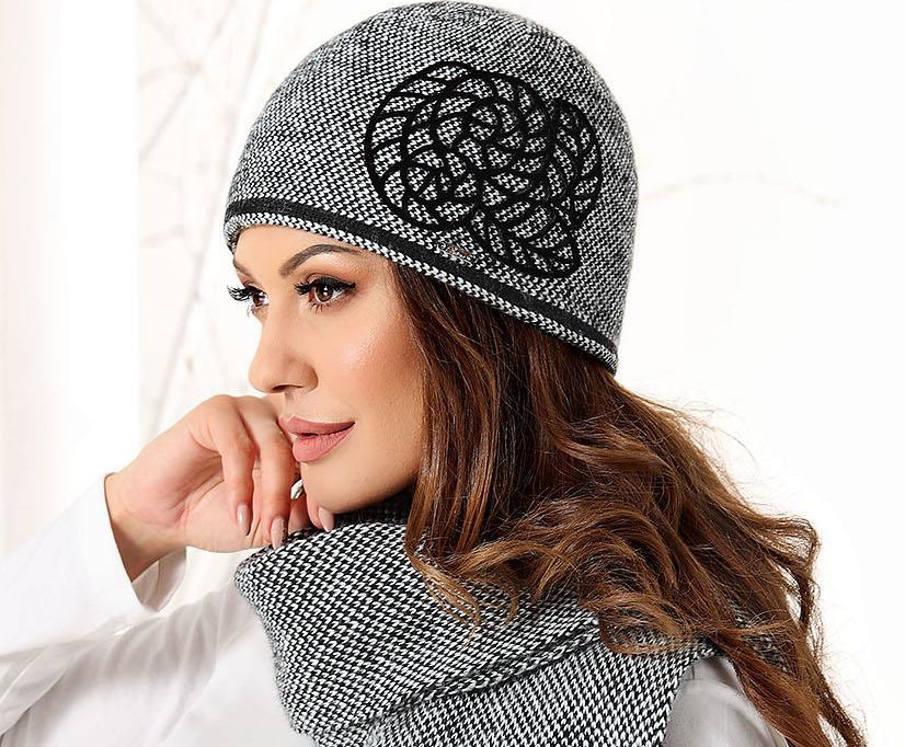 czapka zimowa damska Aurelia